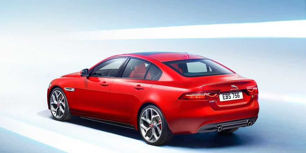 Cat Power: Jaguar XE to Offer V-8 to Take Fight to M3, C63