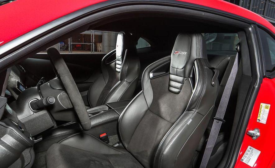 2014 Chevrolet Camaro Z28 - Slide 9