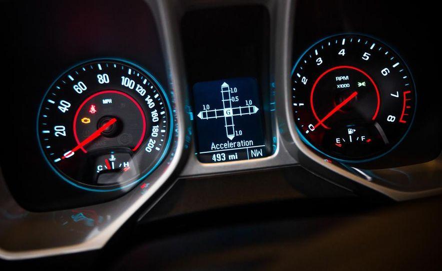 2014 Chevrolet Camaro Z28 - Slide 11