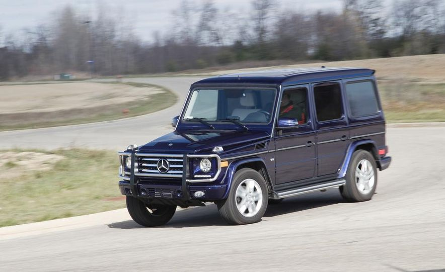 """2015 Mercedes-Benz G550 35th Anniversary Edition and 1988 Mercedes-Benz G-class """"Otto"""" - Slide 8"""