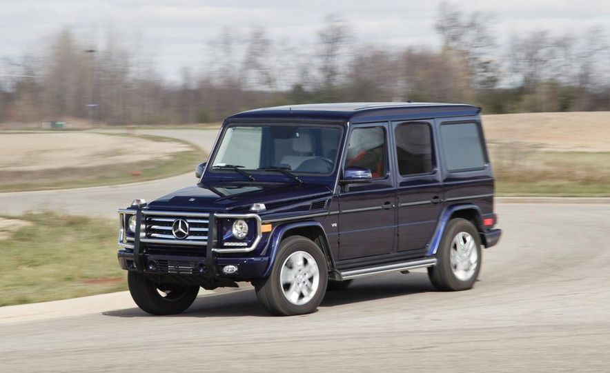 """2015 Mercedes-Benz G550 35th Anniversary Edition and 1988 Mercedes-Benz G-class """"Otto"""" - Slide 9"""