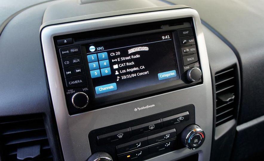 2014 Nissan Titan PRO-4X - Slide 27