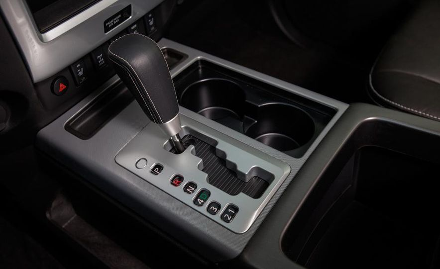 2014 Nissan Titan PRO-4X - Slide 28