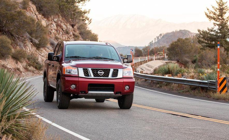 2014 Nissan Titan PRO-4X - Slide 5