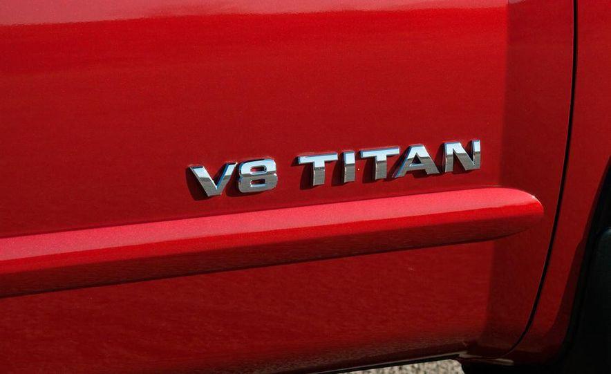 2014 Nissan Titan PRO-4X - Slide 17