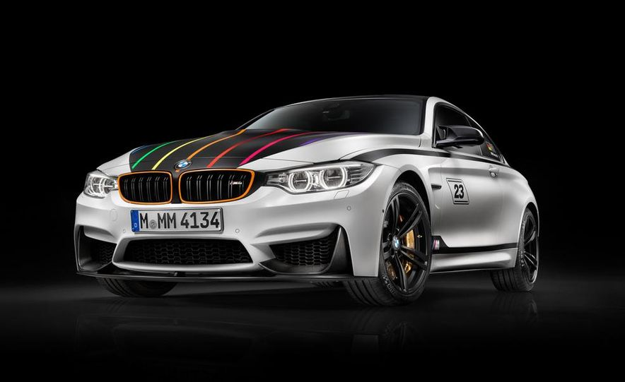 2015 BMW M4 Champion Edition - Slide 1