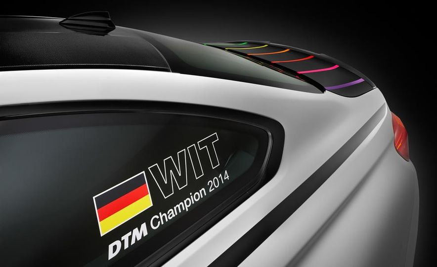 2015 BMW M4 Champion Edition - Slide 2