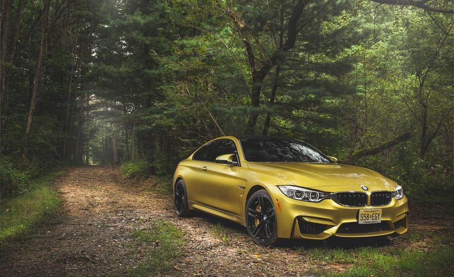 2015 BMW M4 Champion Edition - Slide 5