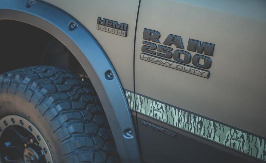 Ram 2500 Outdoorsman concept - Slide 7