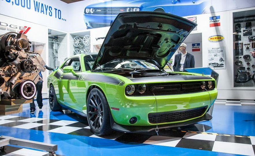 Dodge Challenger T/A concept - Slide 1