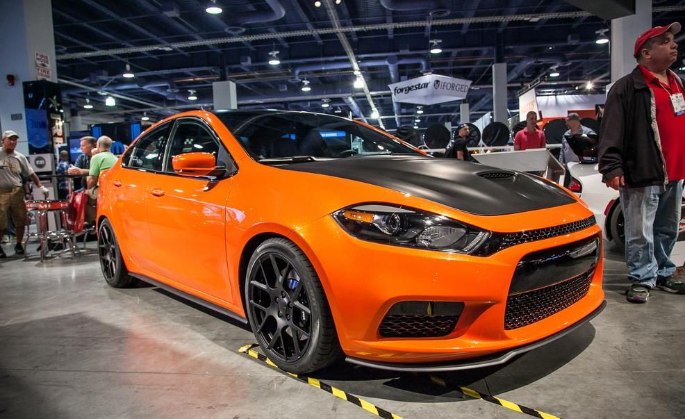 Dodge Dart RT Concept The Hot Compact Dodge Needs to Build