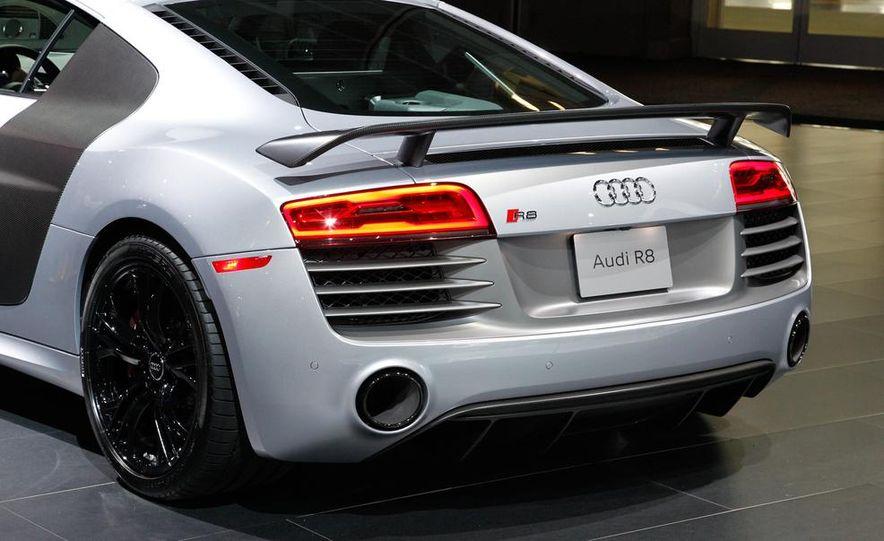 2015 Audi R8 Competition - Slide 6