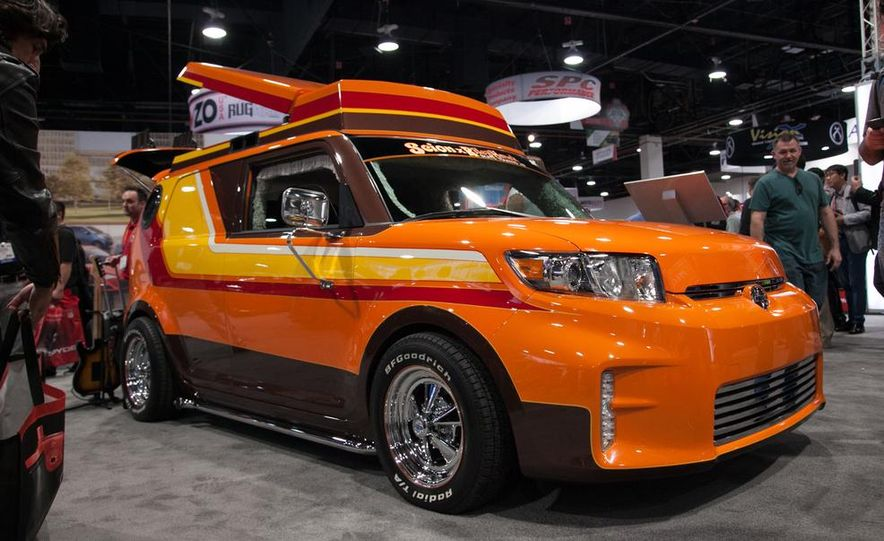 Scion Riley Hawk xB concept - Slide 1