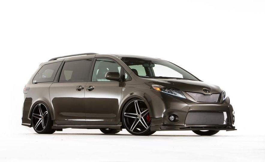 Toyota Sienna DUB Edition concept - Slide 7