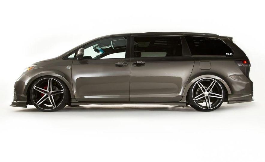 Toyota Sienna DUB Edition concept - Slide 8