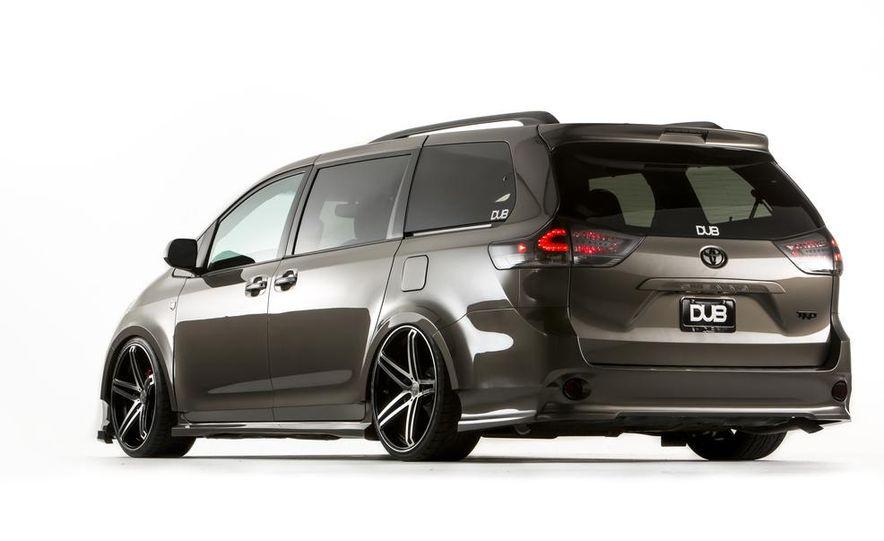 Toyota Sienna DUB Edition concept - Slide 9
