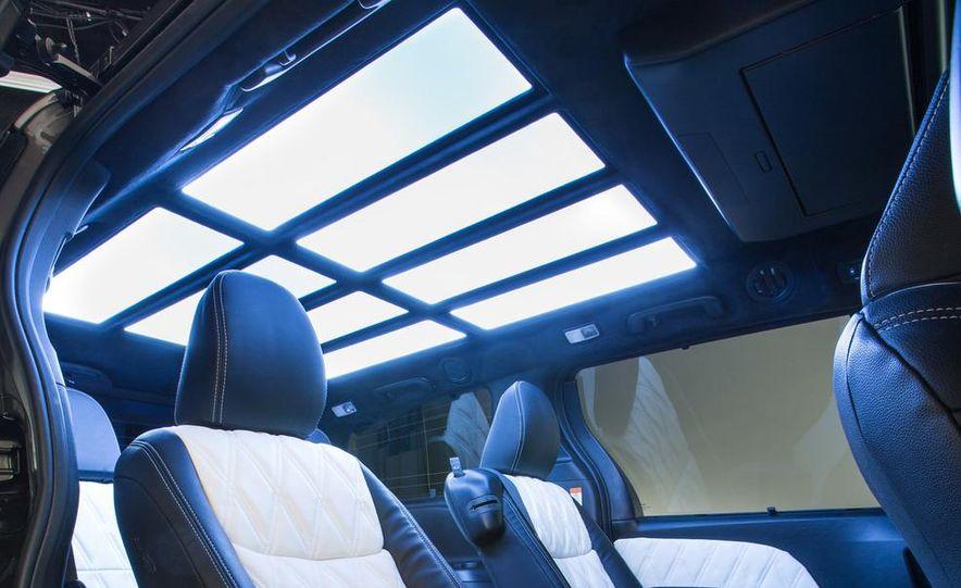 Toyota Sienna DUB Edition concept - Slide 15