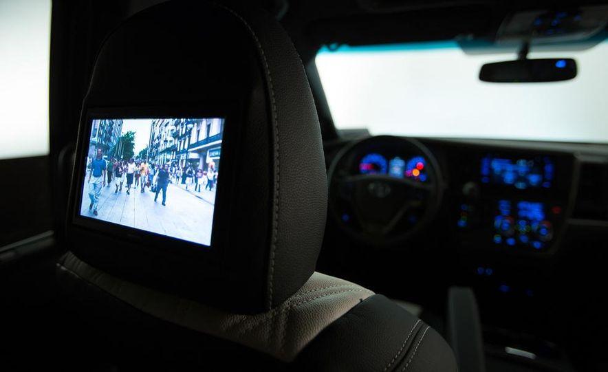 Toyota Sienna DUB Edition concept - Slide 16