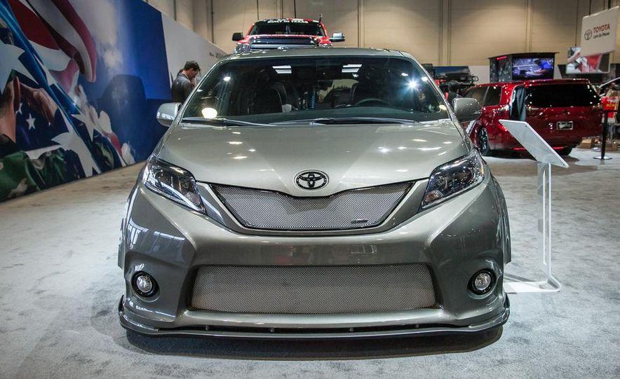 Toyota Sienna DUB Edition concept - Slide 2