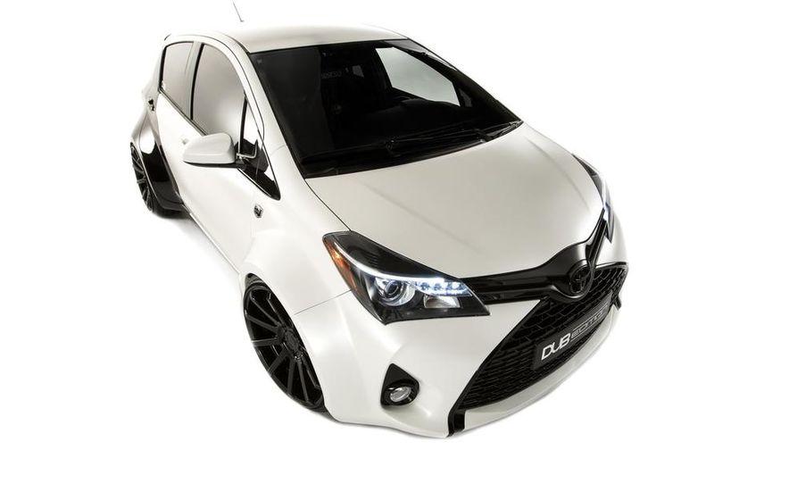 Toyota Sienna DUB Edition concept - Slide 17