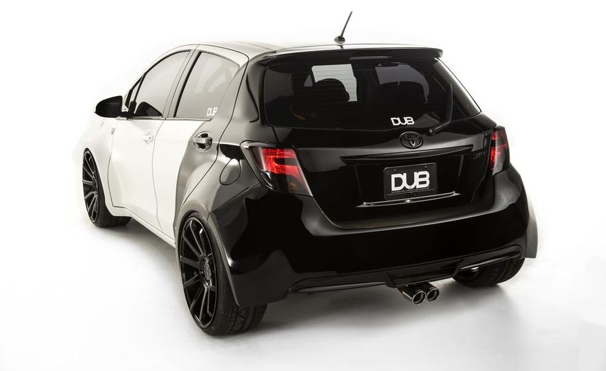 Toyota Sienna DUB Edition concept - Slide 21