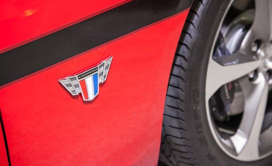 2015 Chevrolet Camaro SS Commemorative Edition - Slide 4