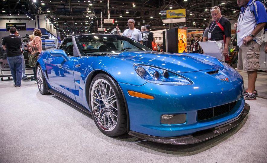 """2009 Chevrolet Corvette ZR1 """"Blue Devil"""" - Slide 1"""