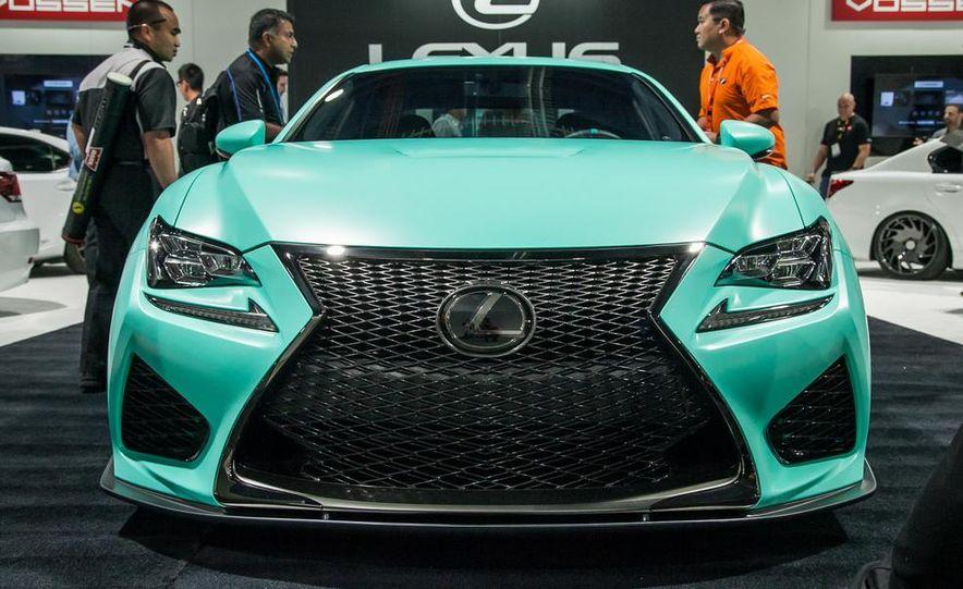 2015 Lexus RC F by Gordon Ting/Beyond Marketing - Slide 47