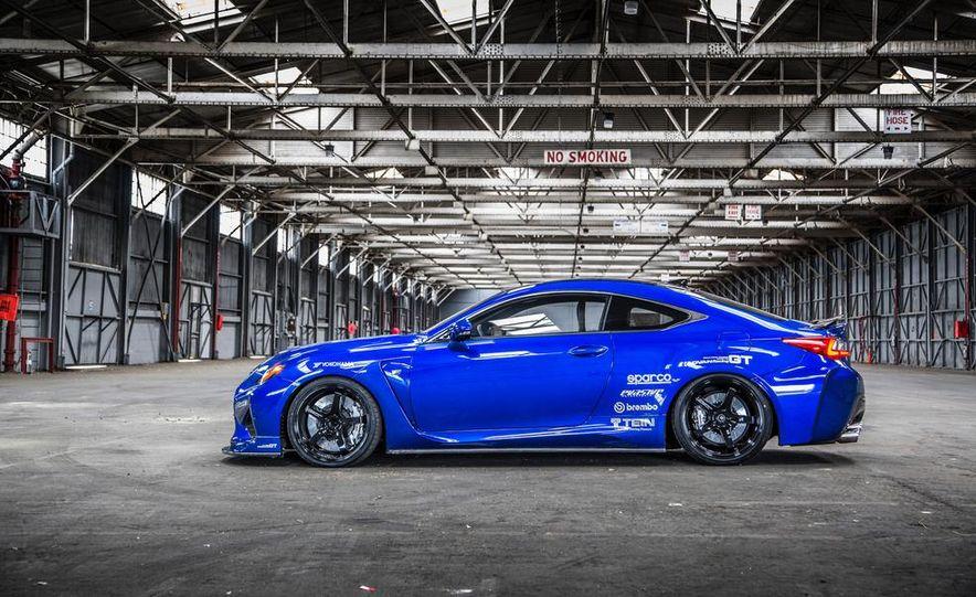 2015 Lexus RC F by Gordon Ting/Beyond Marketing - Slide 5