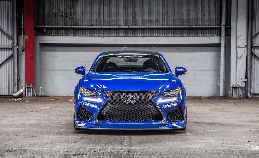 2015 Lexus RC F by Gordon Ting/Beyond Marketing - Slide 7