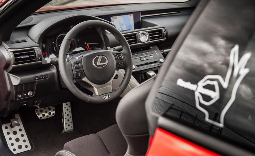 2015 Lexus RC F by Gordon Ting/Beyond Marketing - Slide 41