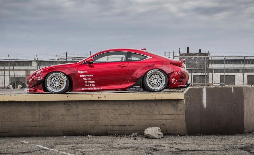2015 Lexus RC F by Gordon Ting/Beyond Marketing - Slide 31