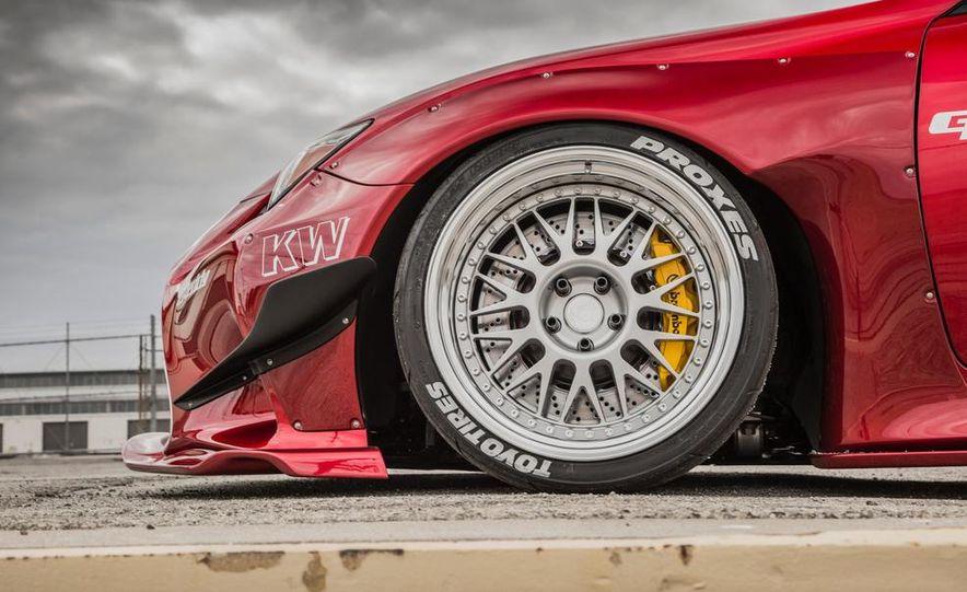 2015 Lexus RC F by Gordon Ting/Beyond Marketing - Slide 33