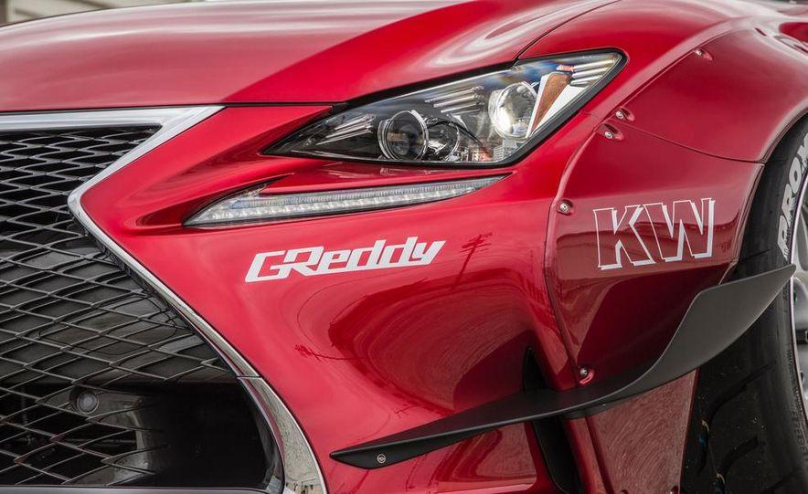 2015 Lexus RC F by Gordon Ting/Beyond Marketing - Slide 36