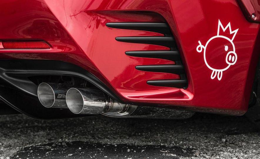 2015 Lexus RC F by Gordon Ting/Beyond Marketing - Slide 39
