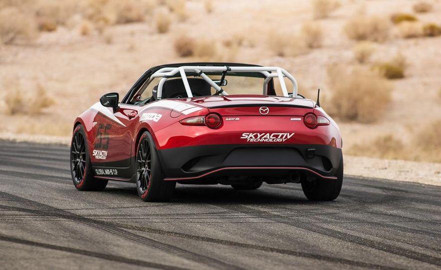 2016 Mazda MX-5 Miata Cup race car - Slide 20