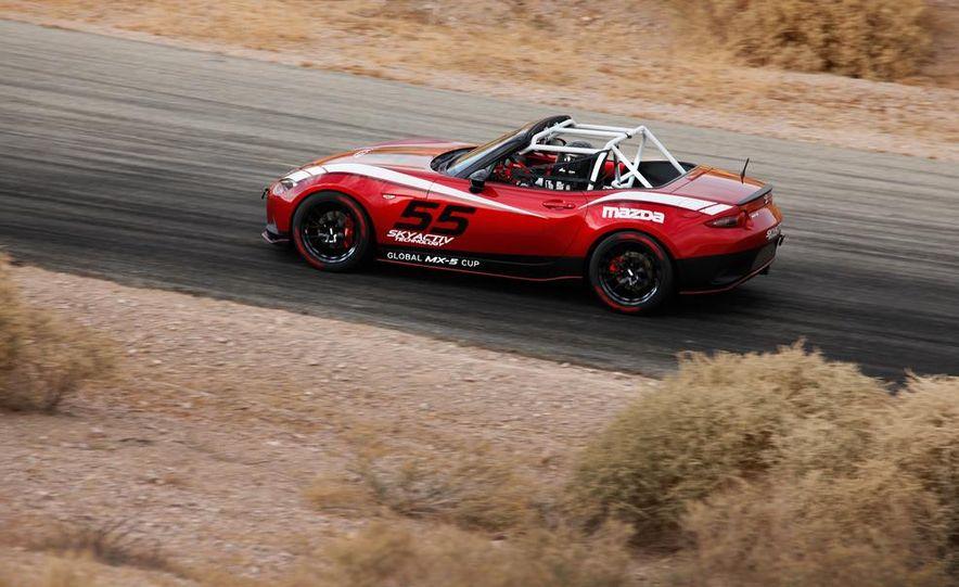 2016 Mazda MX-5 Miata Cup race car - Slide 10