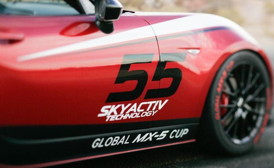 2016 Mazda MX-5 Miata Cup race car - Slide 28