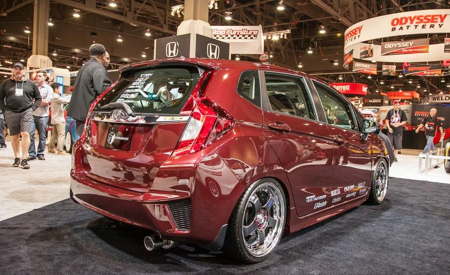 Honda Fit Active Metropolitan Lifestyle concept - Slide 2