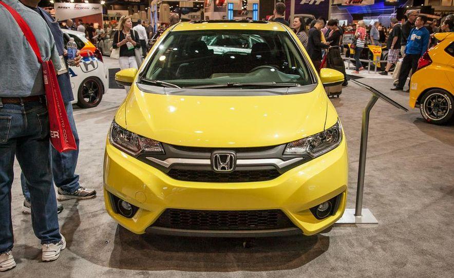 Honda Fit Active Metropolitan Lifestyle concept - Slide 8