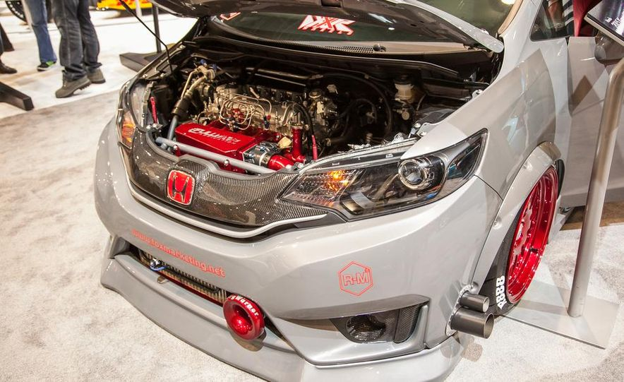 Honda Fit Active Metropolitan Lifestyle concept - Slide 14