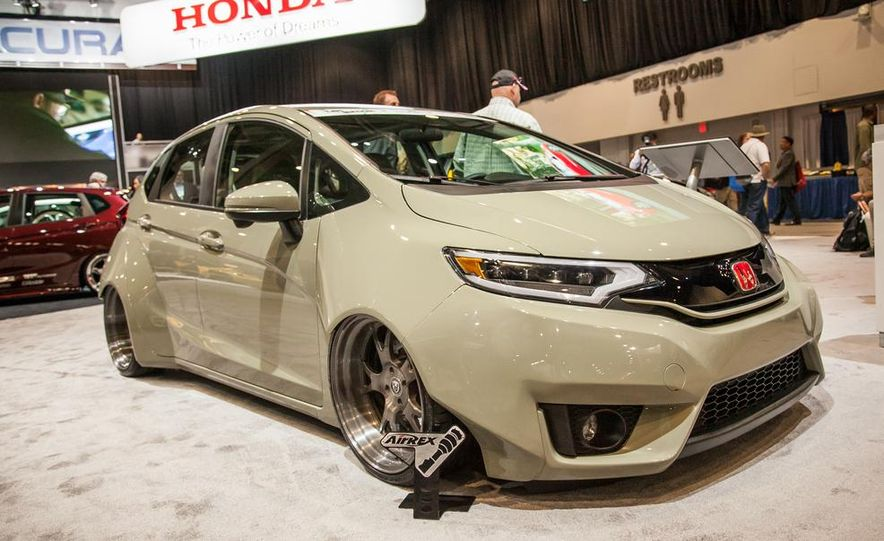 Honda Fit Active Metropolitan Lifestyle concept - Slide 15