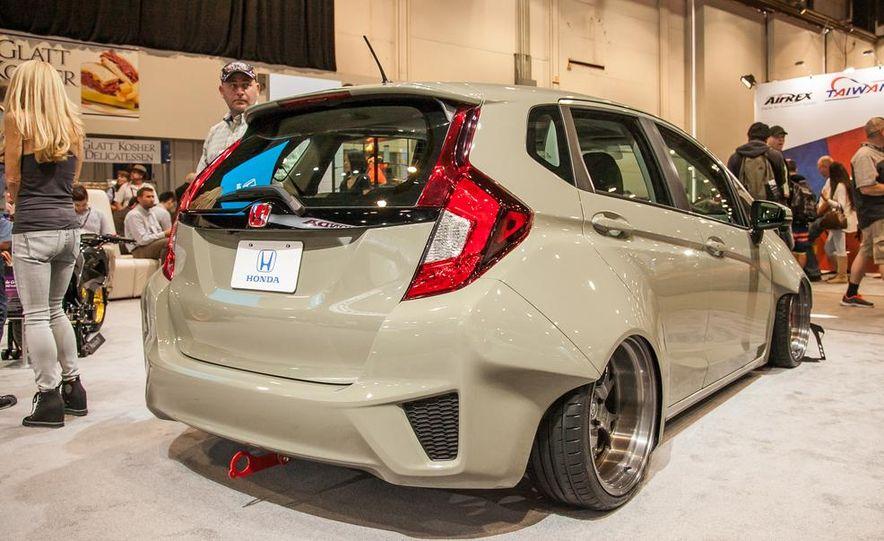 Honda Fit Active Metropolitan Lifestyle concept - Slide 16