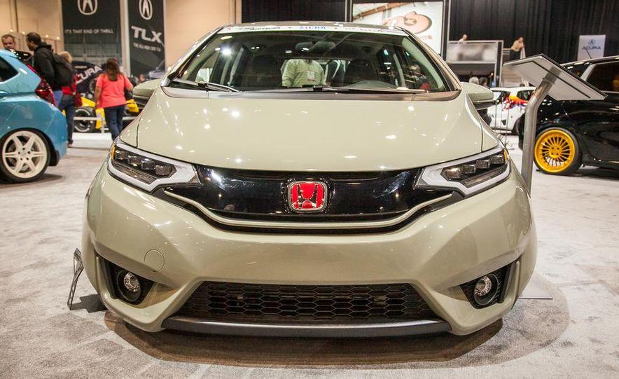 Honda Fit Active Metropolitan Lifestyle concept - Slide 17
