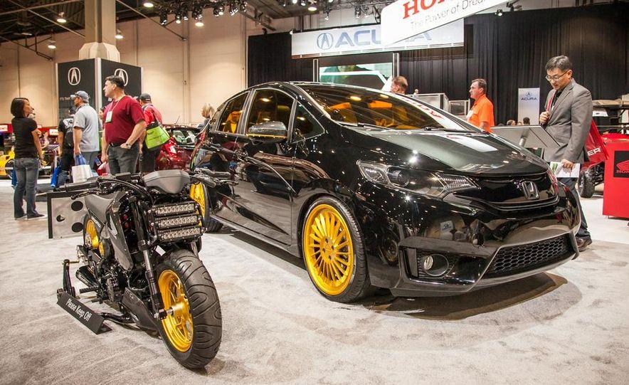 Honda Fit Active Metropolitan Lifestyle concept - Slide 18