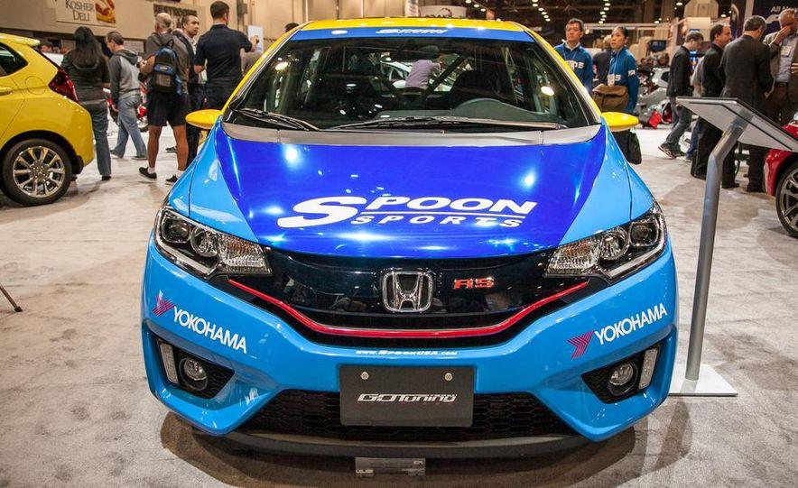 Honda Fit Active Metropolitan Lifestyle concept - Slide 22