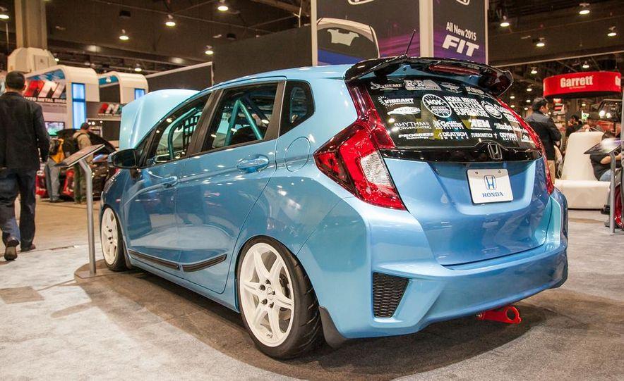 Honda Fit Active Metropolitan Lifestyle concept - Slide 24