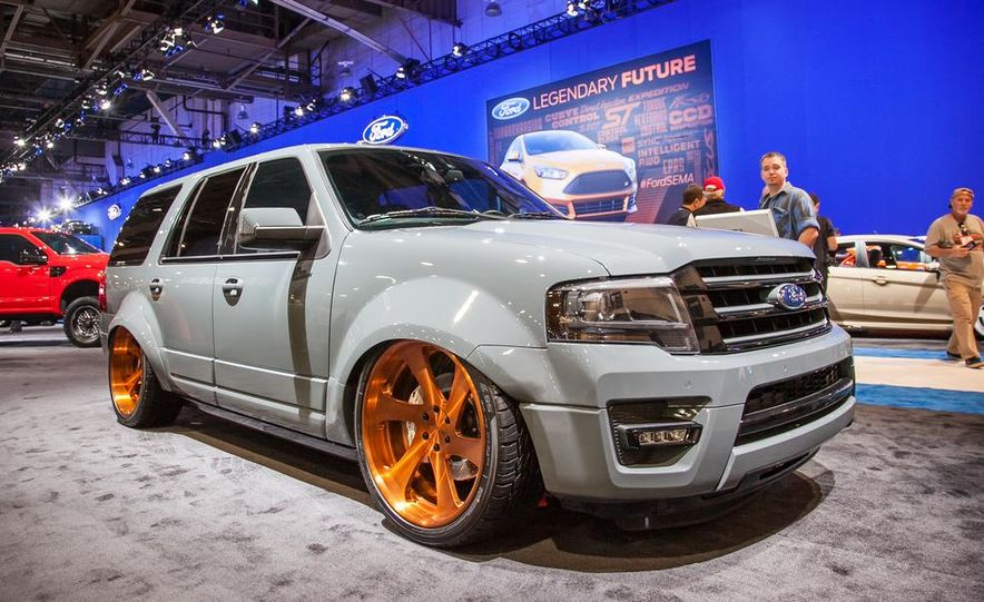 Ford Expedition Tjin Edition concept - Slide 1