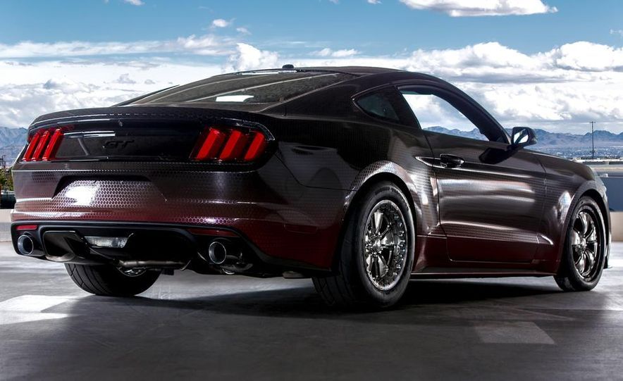 Ford Mustang King Cobra prototype - Slide 5