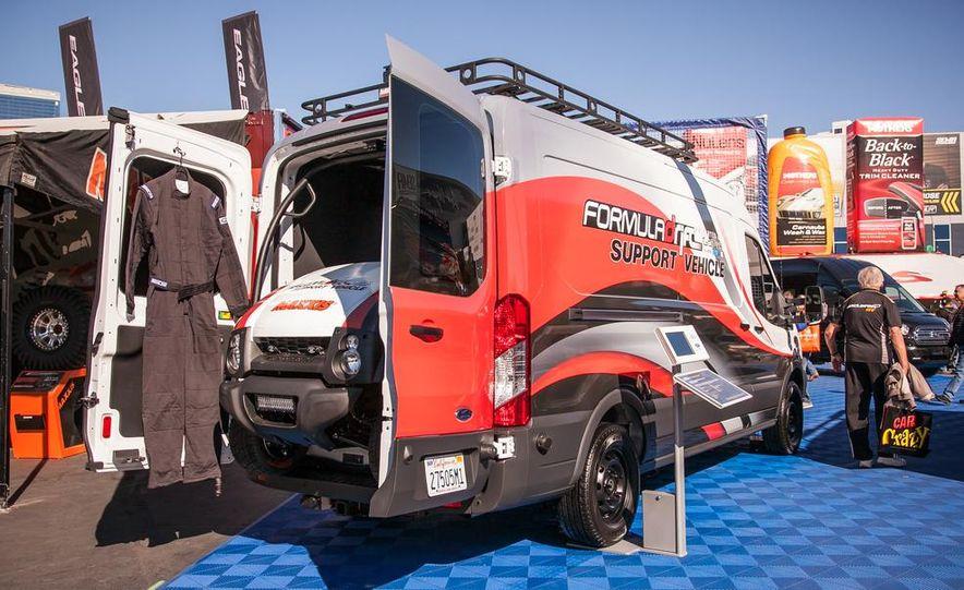 2015 Ford Tranist 250 Medium Roof Van by Formula DRIFT - Slide 2